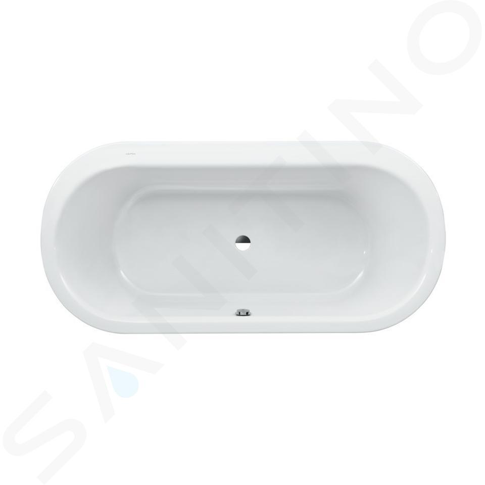 Laufen Solutions - Vana s konstrukcí, 1900x900 mm, bílá H2255110000001