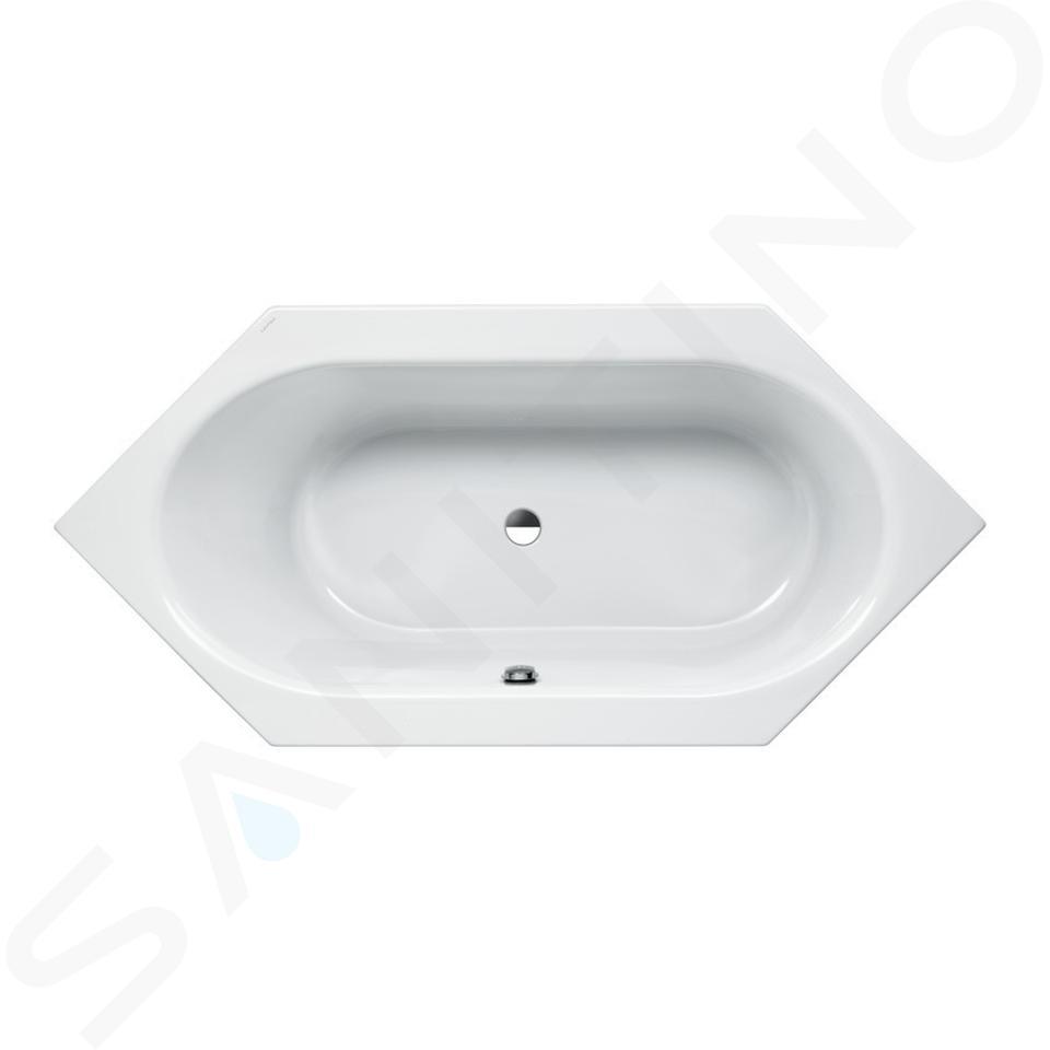 Laufen Solutions - Vana s konstrukcí, 1900x900 mm, bílá H2255210000001
