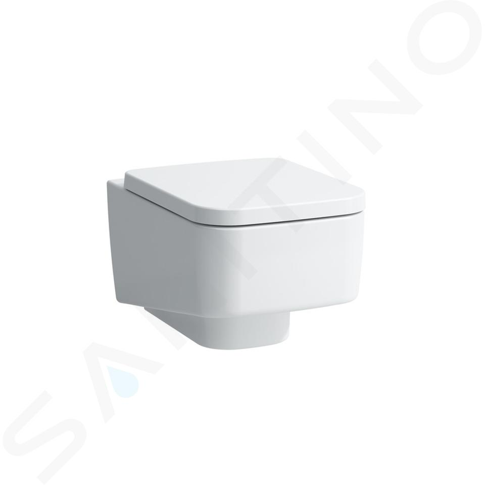 Laufen Pro S - Copriwater, SoftClose, bianco H8919610000001