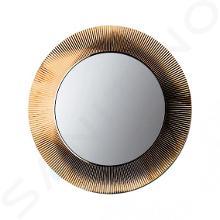 Laufen Kartell - Zrkadlo – štandardné vyhotovenie, farba zlato H3863310870001