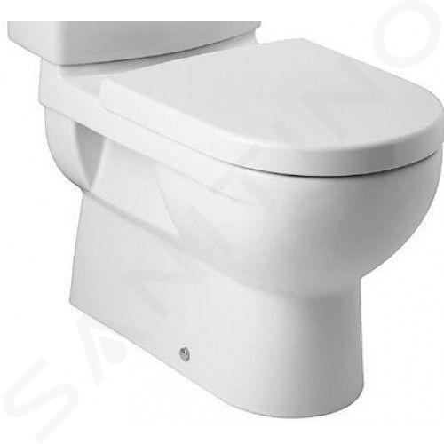 Jika Mio - WC sedátko, Antibak, bílá H8927113000001