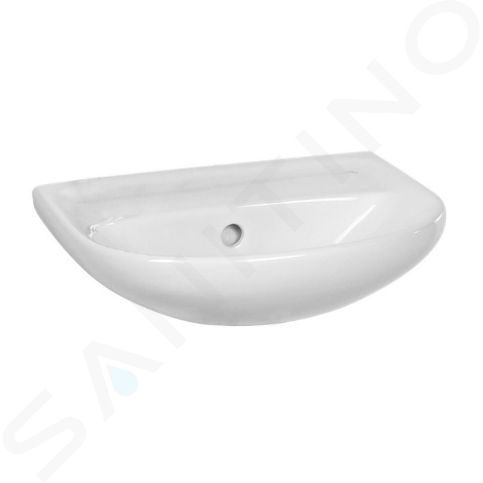 Jika Lyra plus - Umývátko s přepadem 450x370 mm, bílá H8153820001091