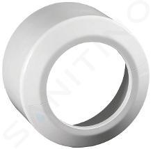 Sapho Príslušenstvo - Krycia rozeta na kolená k WC, priemer. 110/v. 100 mm A980