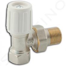 "Novaservis Inštalatérsky program - Radiátorový ventil rohový 1/2"" RA310/15"