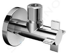 Schell 4Wing - Rohový regulačný ventil, chróm 053930699