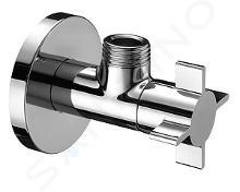 Schell 4Wing - Rohový regulačný ventil, chróm 053990699