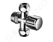 Schell Comfort - Rohový ventil, chrom 049910699