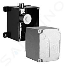 Schell Compact II - Podomítkový splachovač pisoáru 011930099