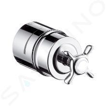Axor Montreux - Fixfit Stop, uzavírací ventil, chrom 16882000
