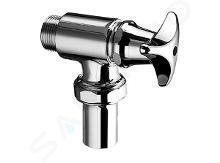 Schell Schellomat - Splachovací ventil WC, chróm 027030699