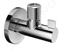 Schell Wing - Designový rohový regulačný ventil, chróm 053920699