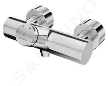 Schell Vitus - Sprchová baterie VITUS VD-SC-M / u samouzavírací se spodním vývodem, chrom 016110699