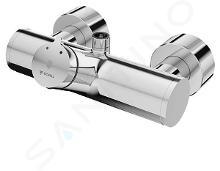 Schell Vitus - Sprchová baterie VITUS VD-SC-M / o samouzavírací s horním vývodem, chrom 016010699