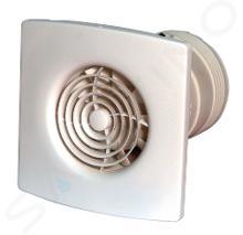 Zehnder Silent - Tichý nástěnný a stropní ventilátor 100 mm se základní funkcí ZSR100B
