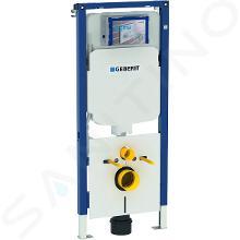 Geberit Duofix - Duofix WC element, met Sigma inbouwreservoir 8cm, hoogte 114cm, voor monrage aan wand 111.794.00.1
