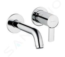 Kludi Zenta - Mitigeur de lavabo encastré, 2 trous, chrome 382440575