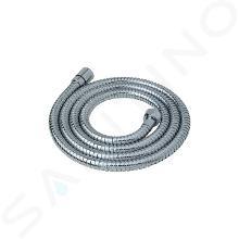 Jika Príslušenstvo - Sprchová hadica, mosadzná, s dvojitým zámkom, chróm – hadica 2 m H3622700040211