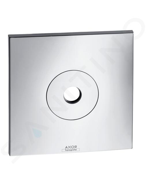 Axor Příslušenství - Destička na stěnu a strop, chrom 27419000