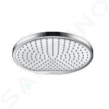Hansgrohe Crometta - Hlavová sprcha S 240 mm, EcoSmart 9 l/min, chróm 26724000