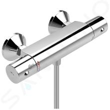 Ideal Standard CeraTherm - Mitigeur thermostatique mural de douche, chrome A6367AA