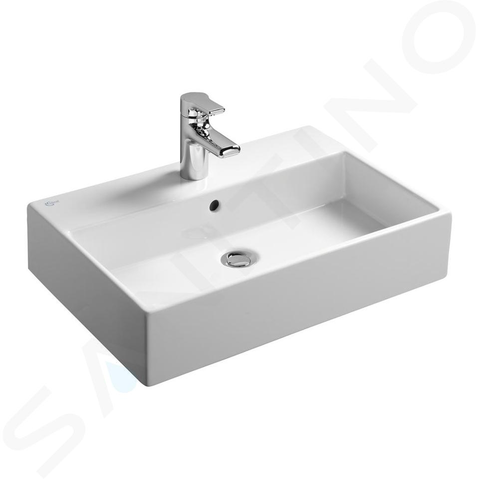 Ideal Standard Strada - Lavabo 600 x 420 x 145 mm, bianco K077801