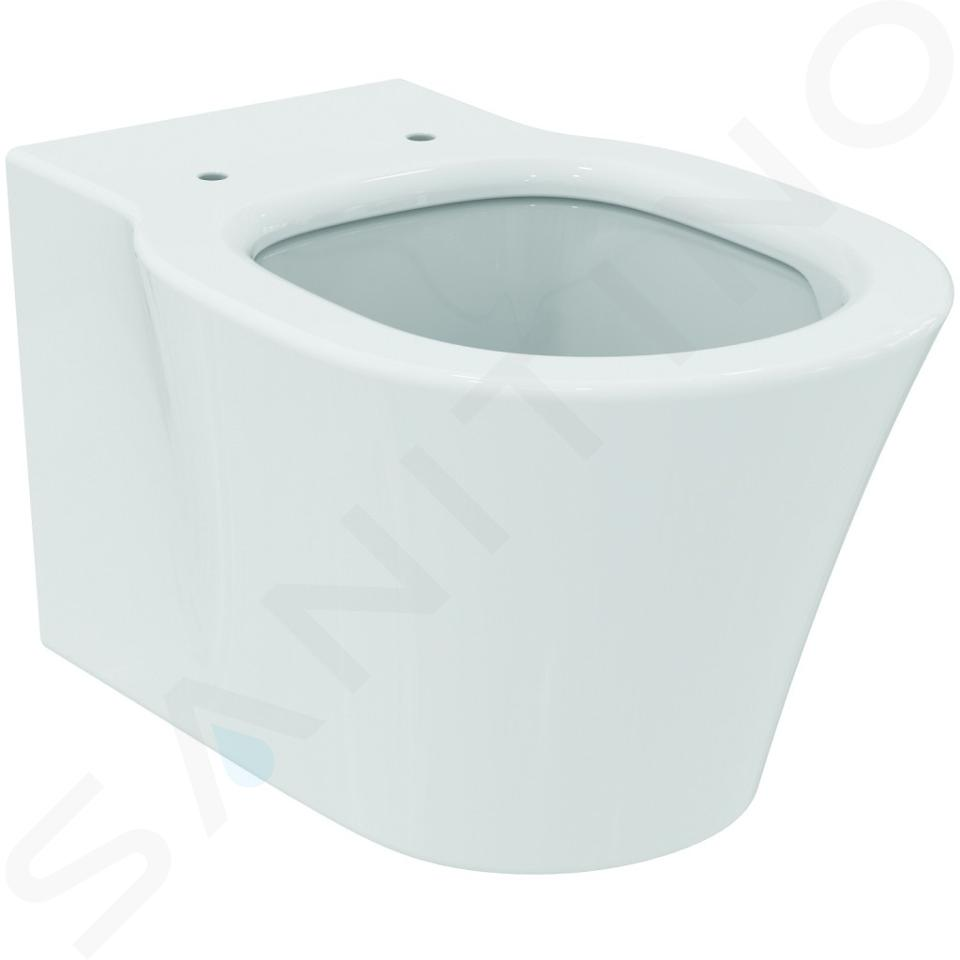Ideal Standard Connect Air - Wand-Klosett 340 x 365 x 480 mm, mit AquaBlade Technologie, weiß E005401