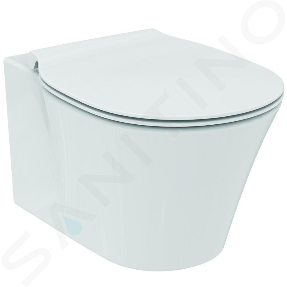 Ideal Standard Connect Air - Wandcloset 360x540x340 mm, met Aquablade technologie, met Ideal Plus, wit E0054MA