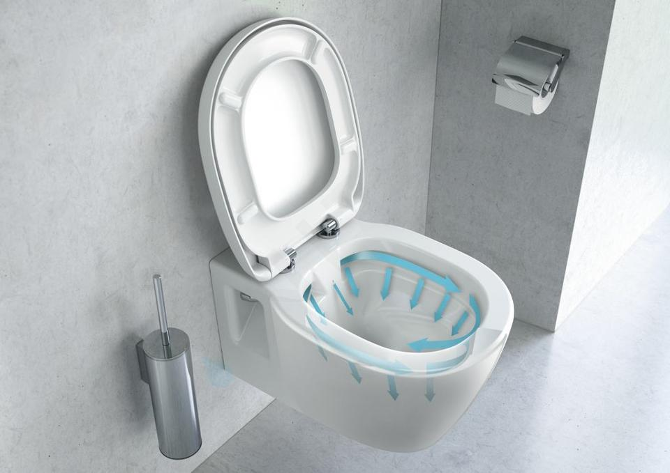 Ideal Standard Connect - Wand-WC, 360x540x340 mm, mit Ideal Plus, weiß E7718MA