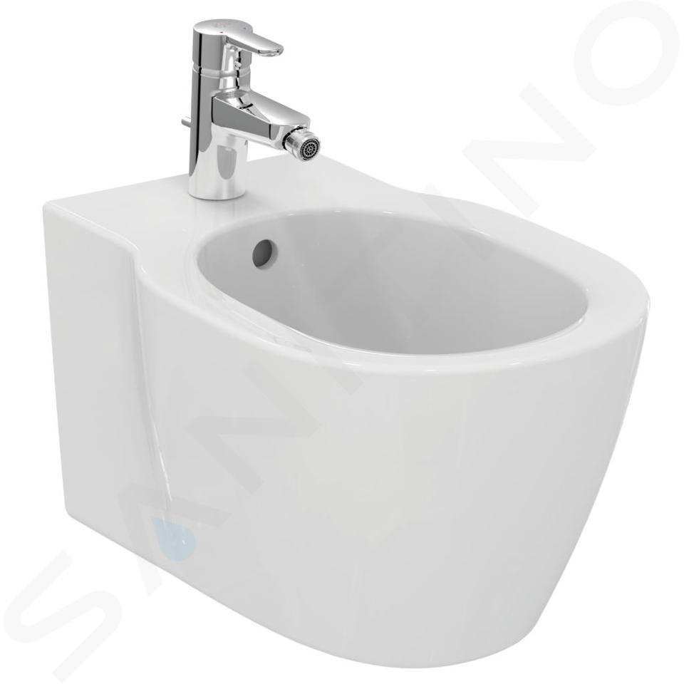 Ideal Standard Connect - Wandbidet 305x360x540 mm verborgen bevestiging, wit E772201