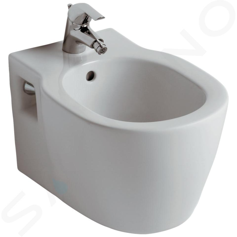 Ideal Standard Connect - Wand-Bidet, 360x540x300 mm, weiß E712601