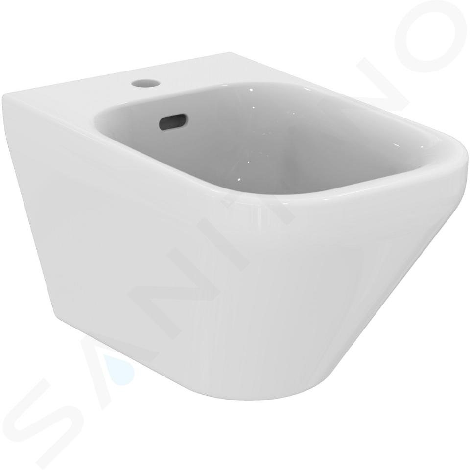 Ideal Standard Tonic II - Bidet suspendu , 355x560x350 mm, blanc K523601