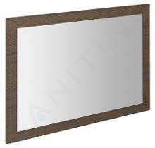 Sapho Largo - Zrkadlo v ráme 700 mmx900 mmx28 mm, borovica rustik LA712