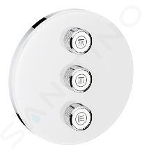 Grohe Grohtherm SmartControl - Ventil pod omietku na 3 spotrebiče, mesačná biela 29152LS0
