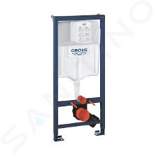 Grohe Rapid SL - Predstenová inštalácia na závesné WC, nádržka GD2, stavebná výška 113 cm 38536001