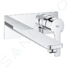 Grohe Lineare - Waschtischarmatur L - Unterputz, 2-Loch Montage, verchromt 23444001