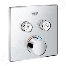Grohe SmartControl - Inbouwkraan, 2 functies, chroom 29148000