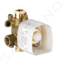 Axor Montážne telesá - Teleso na termostat pod omietku 10754180