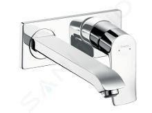 Hansgrohe Metris New - Inbouw wastafelkraan,  chroom 31086000