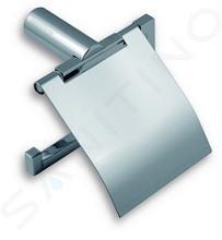 Novaservis Metalia 2 - Držiak toaletného papiera s krytom, chróm 6238,0