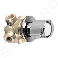 Ideal Standard CeraTherm - Podomítkový díl 1 pro vícecestné ventily 4/3, neutrální A2391NU
