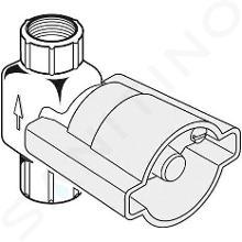 Ideal Standard CeraTherm - Podomítkový díl 1 s keramickou vrchní částí G1/2, neutrální A2356NU