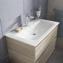 Ideal Standard Connect Air - Meubelwastafel 840x160x460 mm, 1 kraangat, wit E027901