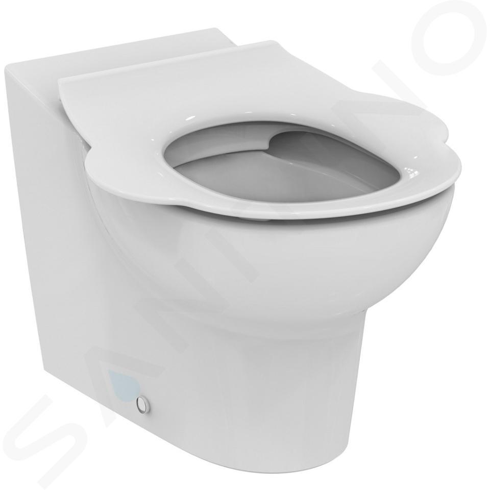 Ideal Standard Contour 21 - WC-Sitz für Kinder ohne Deckel, weiß S454201