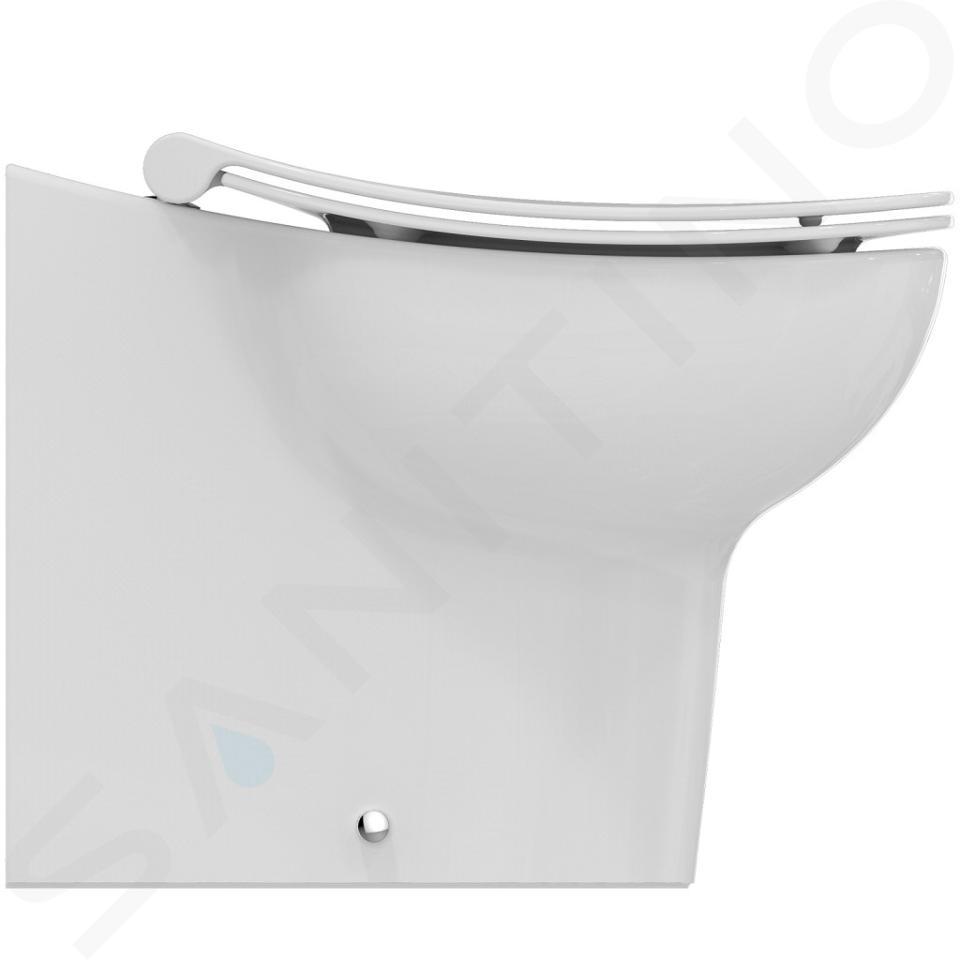 Ideal Standard Contour 21 - WC-Sitz für Kinder, weiß S453601