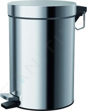 Ideal Standard IOM - Poubelle de WC, inox A9104MY