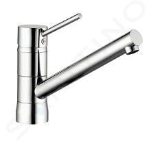 Kludi Scope - Miscelatore monocomando sottofinestra per lavello, cromato 339380575