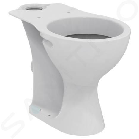 Ideal Standard Contour 21 Wc Combi Per Disabili 360 X 450 X 660 Mm Scarico Posteriore Bianco E883201 Sanitino It