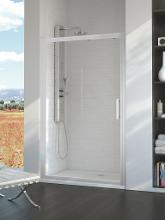 Ideal Standard Synergy - Sprchové dvere posuvné 140 cm, silver bright (lesklá strieborná) L6395EO