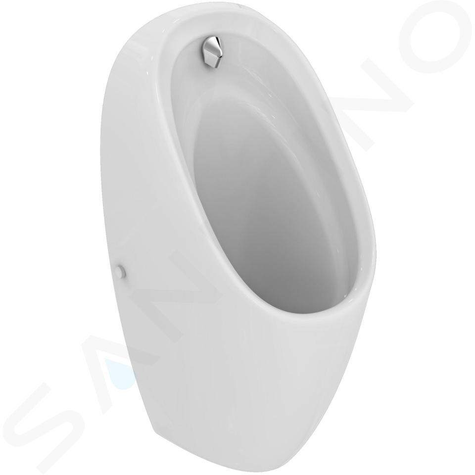 Ideal Standard Pissoire - Pissoir Waterless, 325x315x650 mm, weiß E567501