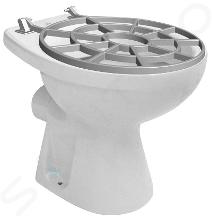 Ideal Standard Vidoirs - Vidoir à poser, 350 x 475 x 390 mm, blanc V312701